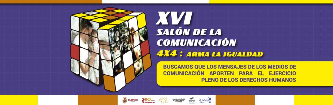 XVI Salón de la Comunicación