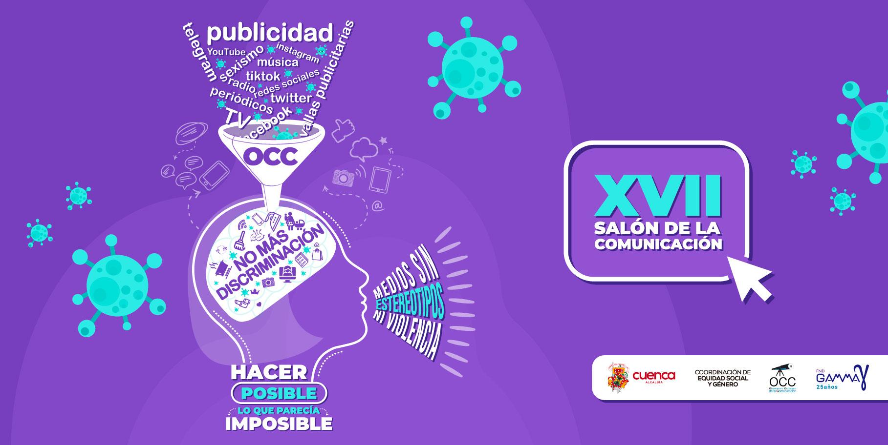 XVII SALÓN DE LA COMUNICACIÓN