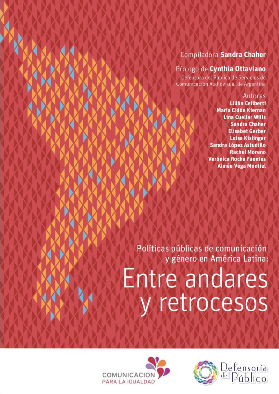 Libro Políticas Públicas de Comunicación y Género en América Latina