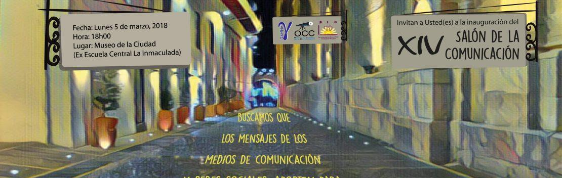 XIV Salón de la Comunicación