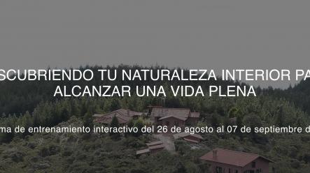 CURSO NATURALITY – ECUADOR 2019